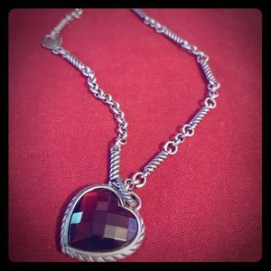 Brighton 2 sided necklace